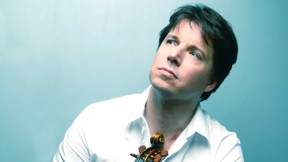 The Week in Reviews, Op. 248: Joshua Bell; Rachel Barton Pine; cellist Matthew Linaman