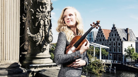 The Week in Reviews, Op. 249: Simone Lamsma; Robert Chen; Anne-Sophie Mutter