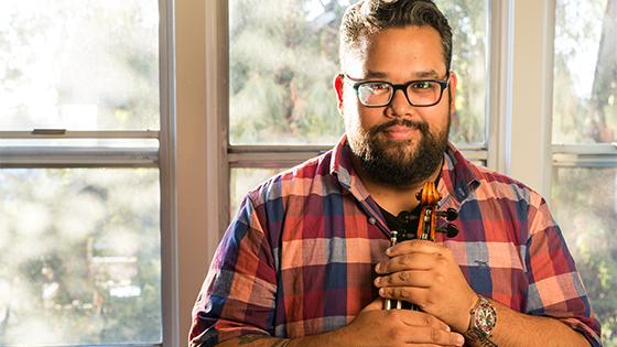 Genius Grant Winner Vijay Gupta Leaves LA Phil to Focus on Activism