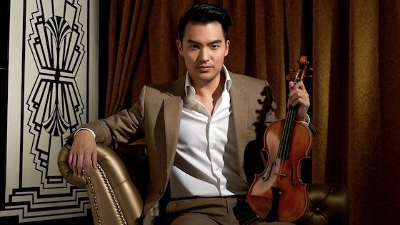 Review: Violinist Ray Chen and the LA Phil Celebrate Chinese New Year