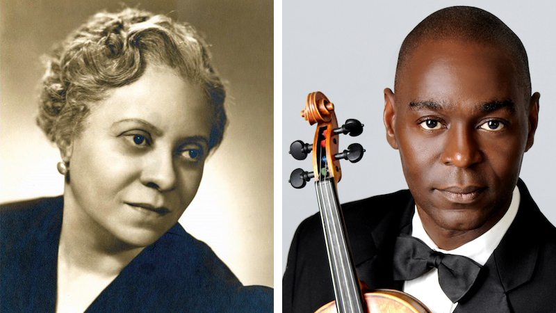Samuel Thompson Discusses the Rediscovered Florence Price Violin Concerto No. 1