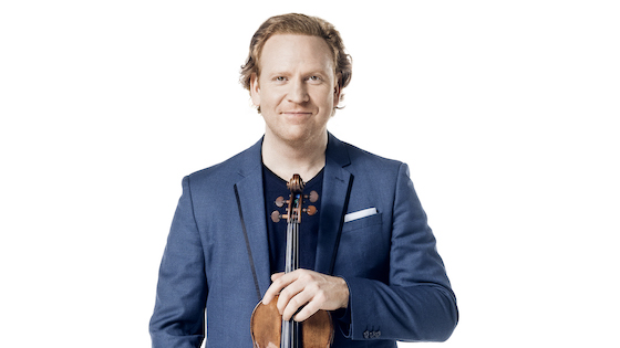 The Week in Reviews, Op. 259: Daniel Hope; Renaud Capucon; James Ehnes