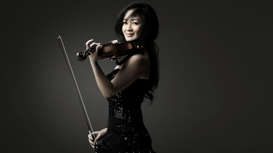 Violinist Chee-Yun Returns to Sentimental Memories