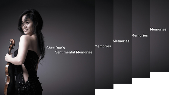 CD Giveaway: Chee-Yun's 'Sentimental Memories'