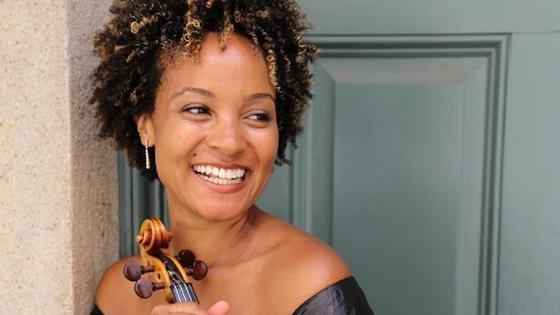 Interview with Violinist Melissa White: Sphinx, Harlem Quartet and Yoga