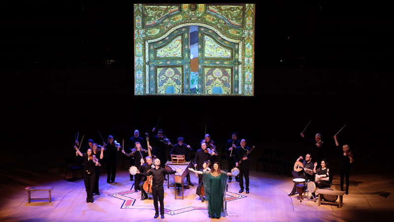 Review: Tafelmusik's Tales of Two Cities at Disney Hall