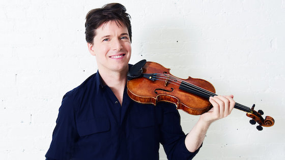 The Week in Reviews, Op. 263: Joshua Bell; Isabelle Faust; Milwaukee Principals