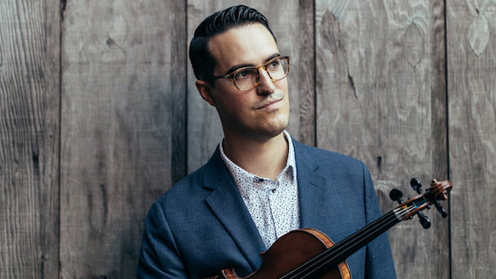 For the Record, Op. 81: Jazz Violinist Jason Anick; Cellist Christoph Croisé