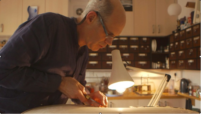 VIDEO: Luthier Robin Aitchison Makes Cellos for Academy of Ancient Music