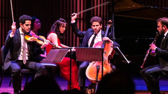 Three Centuries: Chamber Music Society of Lincoln Center on the road