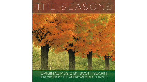 The Four Seasons of New England -- Violinists Need Not Apply