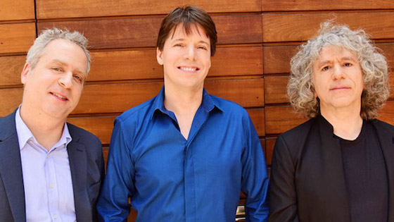 Jeremy Denk, Joshua Bell and Stephen Isserlis