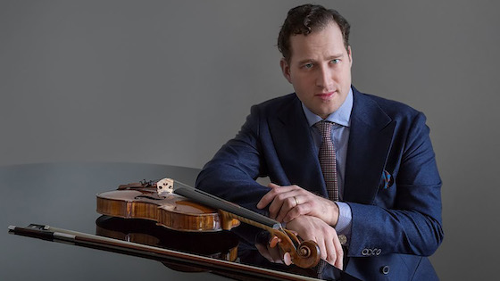 The Week in Reviews, Op. 270: Nikolaj Szeps-Znaider; Vadim Gluzman; Itzhak Perlman; James Ehnes