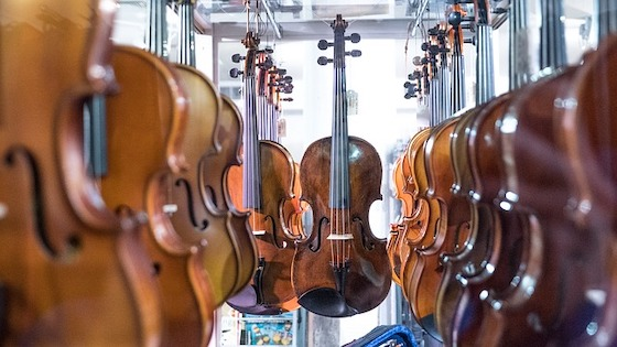 V.com weekend vote: Have you ever used a violin on loan?