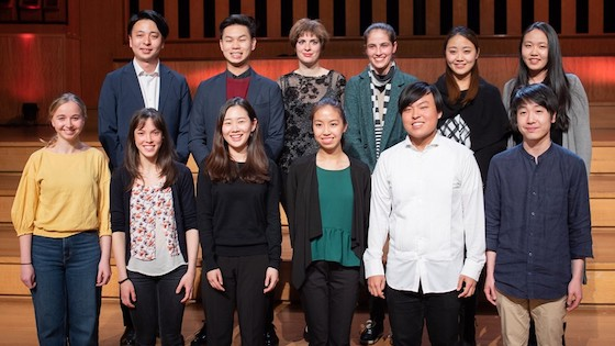 Finalists Announced in 2019 Queen Elisabeth Violin Competition; Finals Start Monday