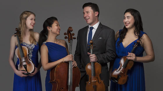 Juilliard Names Ulysses Quartet New Graduate Resident String Quartet