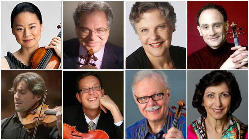 The 2019 Starling-DeLay Symposium on Violin Studies begins Tuesday at Juilliard