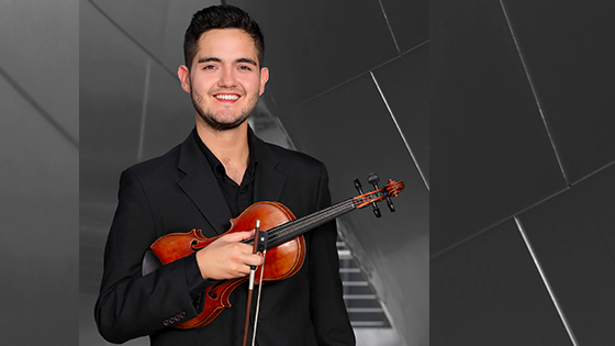 Eduardo Rios named First Assistant Concertmaster of Seattle Symphony