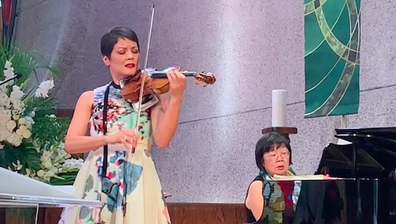 Former Students Honor Memory of USC Violin Professor Alice Schoenfeld (1921-2019) (with VIDEOS)