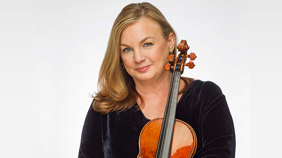 For the Record, Op. 90: Margaret Batjer with LACO; Martin Hayes with Brooklyn Rider