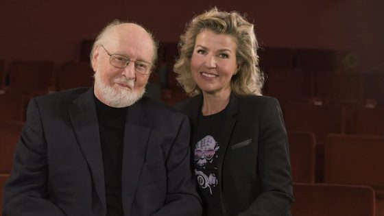 John Williams and Anne Sophie Mutter
