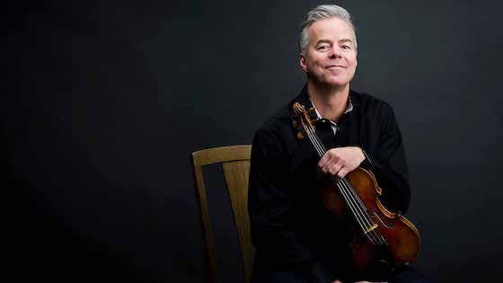 Milwaukee Concertmaster Frank Almond to Step Down after 2019-20 Season