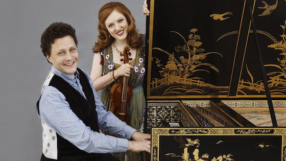 Rachel Barton Pine and Jory Vinikour