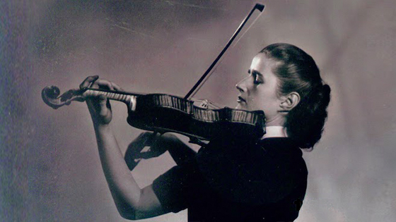 Johanna Martzy: the Violinist Revered by Vinyl Lovers