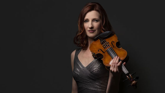 The Week in Reviews, Op. 293: Holly Mulcahy; Philippe Quint; Vadim Gluzman; Sonnambula