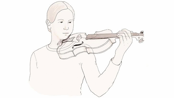 A Check List to Develop Excellent Violin Posture and Position