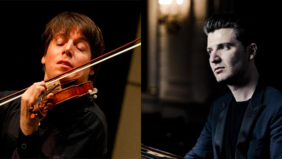 REVIEW: Joshua Bell Recital with Pianist Alessio Bax at Disney Hall