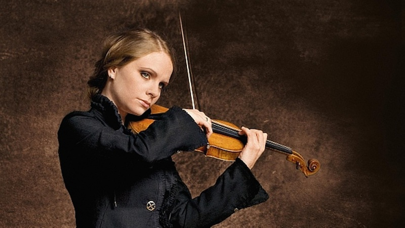 The Week in Reviews, Op. 296: Julia Fischer; Joshua Bell; Augustin Hadelich
