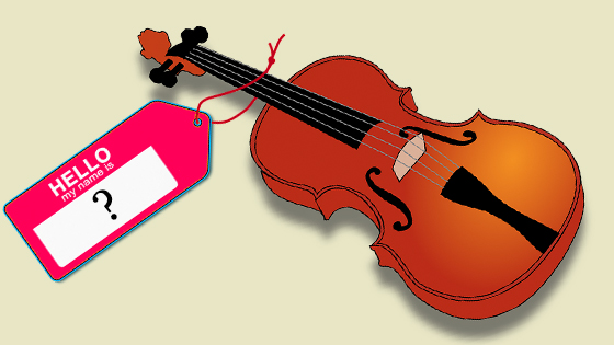 V.com weekend vote: Do you have a name for your instrument?