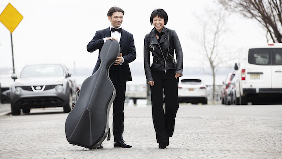 Capucon and Wang