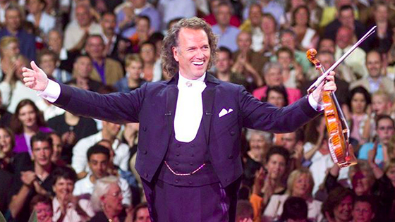André Rieu to Fund Music Lessons for 1,000 Children in the Netherlands