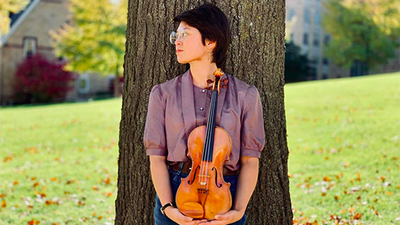 $10,000 Violin Among Six Instruments Stolen from University of Wisconsin Lockers
