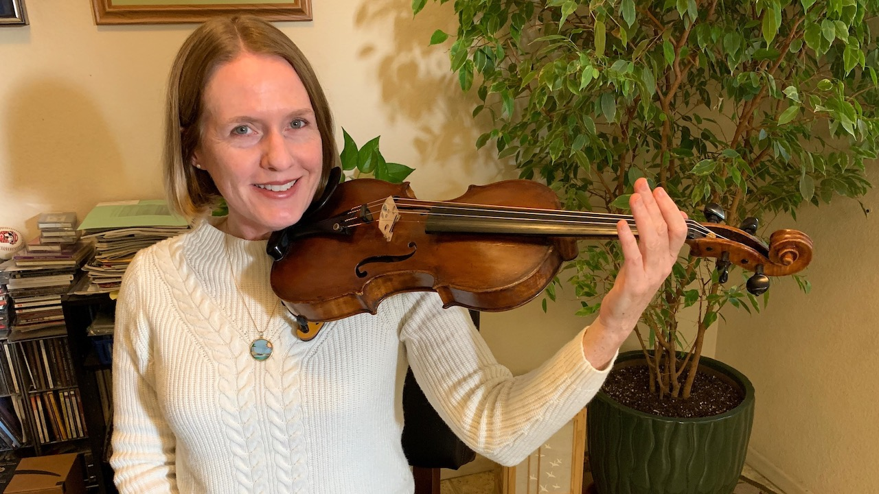 Solving Violin Posture Problems: Left Arm and Hand