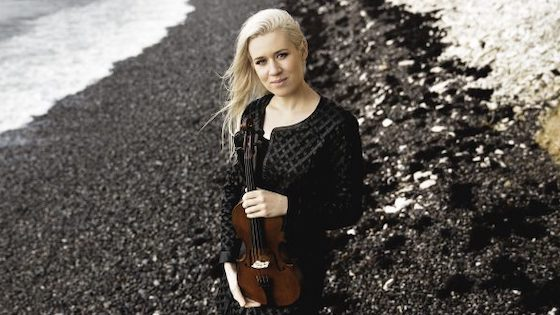 The Week in Reviews, Op. 302: Eldbjørg Hemsing; Nicola Benedetti; cellist Julie Albers
