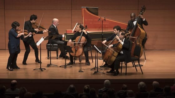 The Week in Reviews, Op. 303: Chamber Music Society of Lincoln Center; Leila Josefowicz; Isabelle Faust