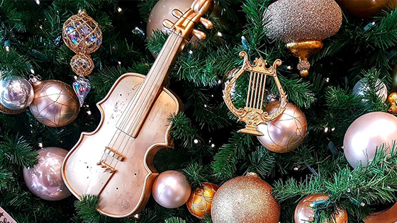Holiday Music Playlist for Violin and Classical Music Lovers