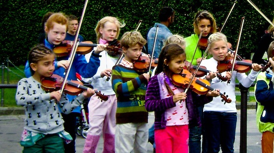 V.com weekend vote: Should every child learn an instrument?