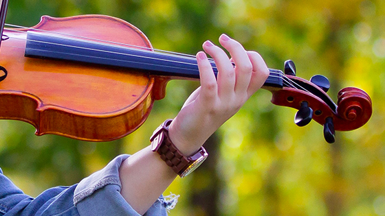 Untangling the Violinist's Left Hand: How to Ease the Pressure and Relax