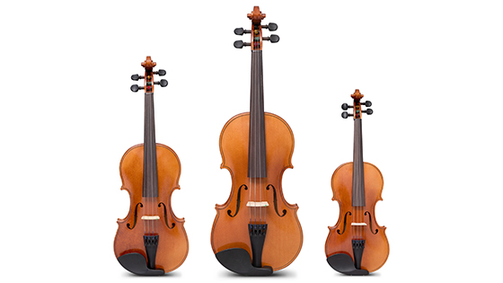 New at NAMM: Yamaha Introduces Fractional-Sized YVN Model 3 Violins and Silent Bass