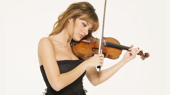 Violinist Nicola Benedetti to Perform at GRAMMYs Pre-Broadcast Ceremony