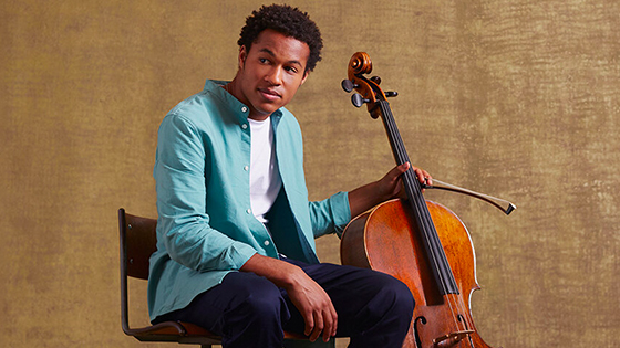 For the Record, Op. 107: Cellist Sheku Kanneh-Mason/Elgar; Piotr Plawner/Philip Glass