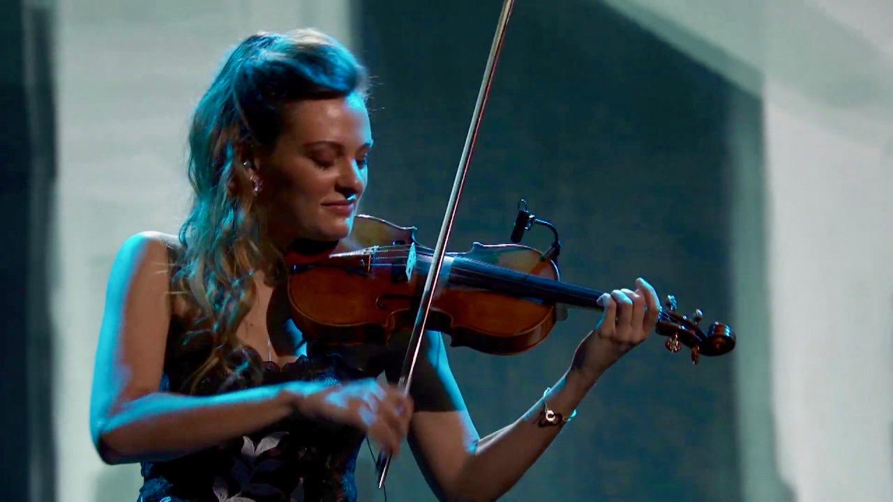 Violinist Nicola Benedetti Wins 2020 Grammy Award
