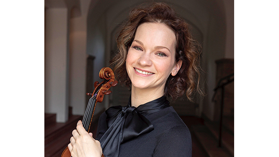 New Suzuki Violin School Recordings Feature Violinist Hilary Hahn
