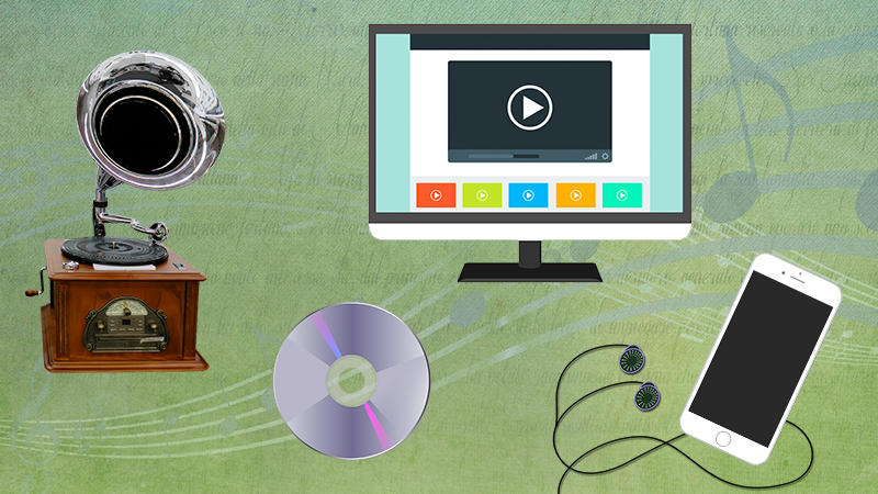 V.com weekend vote: What medium do you use, when you listen for musical reference?
