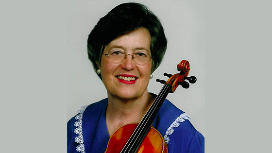 Remembering Violinist and Suzuki Pioneer Alice Joy Lewis (1942-2020)