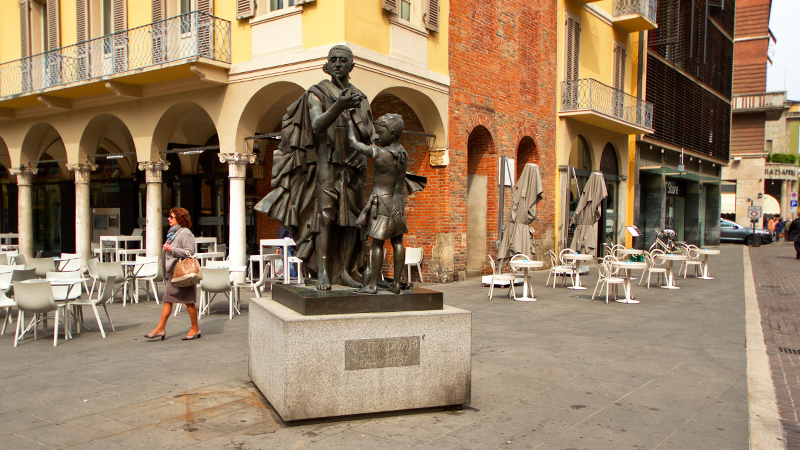 Coronavirus Partially Locks Down Violin-Making City of Cremona